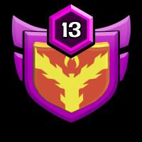 龙腾 badge
