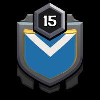 Manado Almighty badge
