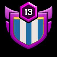 Hogg empire badge