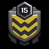 Bulgar badge