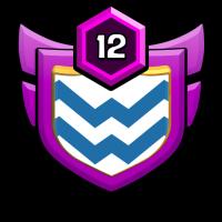 凯撒大帝&猎魔勇士 badge