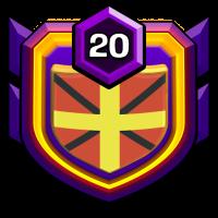 Матрёшки badge