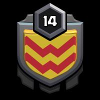 四面楚歌 badge