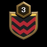 something dumb badge