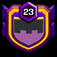 bat caverna badge
