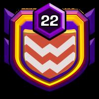 AYYILDIZ badge