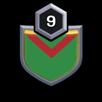 BISMILLAH badge