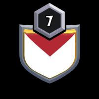 INDO VIP badge