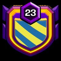 2040 훈남훈녀 직장인연합 badge