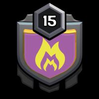 Dark Empire BD badge