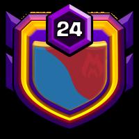 꽃하마 badge