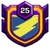 冲突部落 badge