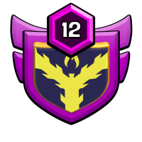 J.E.M M WARIORS badge