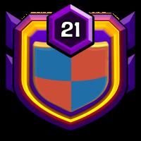 brutus badge