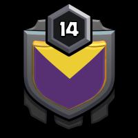 Revolution badge
