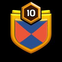 Q8 clash badge