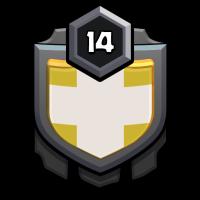Japan century badge