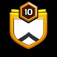 MOUNTAIN RIDERS badge