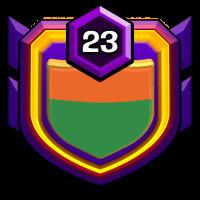 Lethal Indians badge