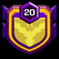 CDO WEAK badge