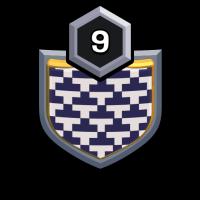 MUGIWARA's badge