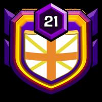 WHITE VAN CLAN! badge