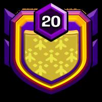 karaj best badge