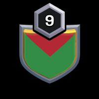 Voodoo Rangers badge