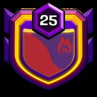 浮生若梦 badge