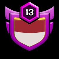 N.D.X™emperor badge