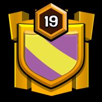楽しいクラン badge
