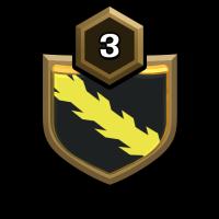 blessings badge