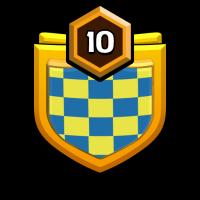 PAREPARE RESCUE badge