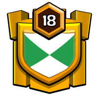 The King of War badge