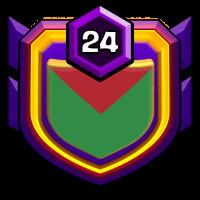 Tangail Winner badge