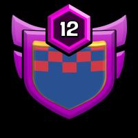 La Famille badge