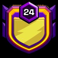Cupaholics™ badge