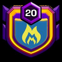 Braveheart badge