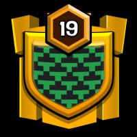 Klan Azteka badge
