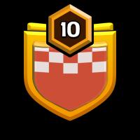 Die Forkis badge