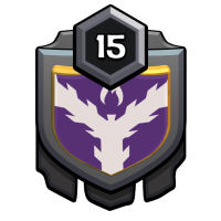 THE KING MASTER badge