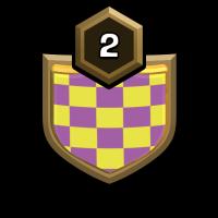 LUFFY RD badge