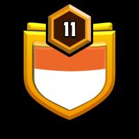 Kolkata warrior badge