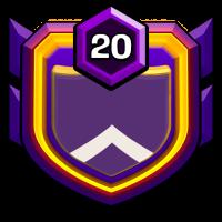 spirit of war badge