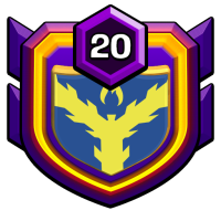 龍战天下 badge