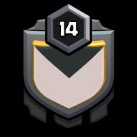 《MEGA☆AZE》 badge