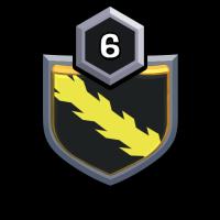 50+1HUN Academy badge