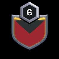 DARK LEGENDS badge