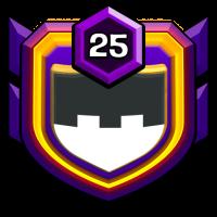BERSIKULO badge