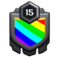 We are best 2 badge